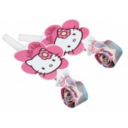 Langue de Belle Mere Hello Kitty par 6