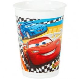 Gobelet plastique 20cl Cars? par 8