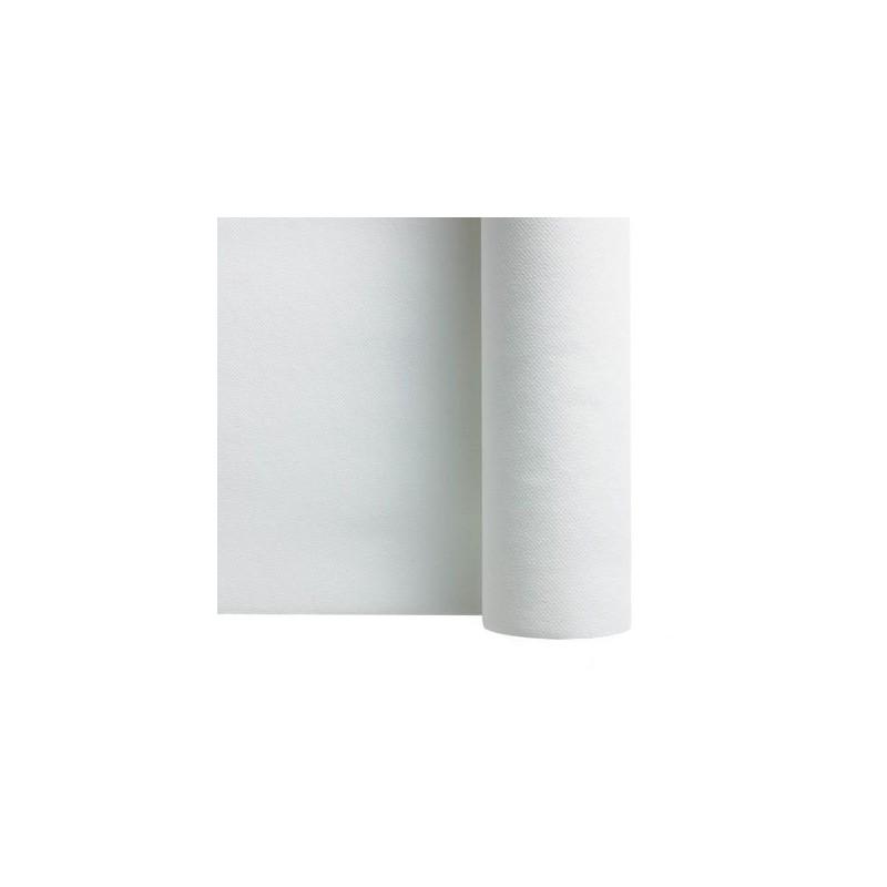 chemin de table papier intiss blanc 0 40x36m. Black Bedroom Furniture Sets. Home Design Ideas