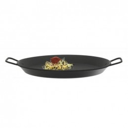 """Assiette plastique """"Paella""""..."""